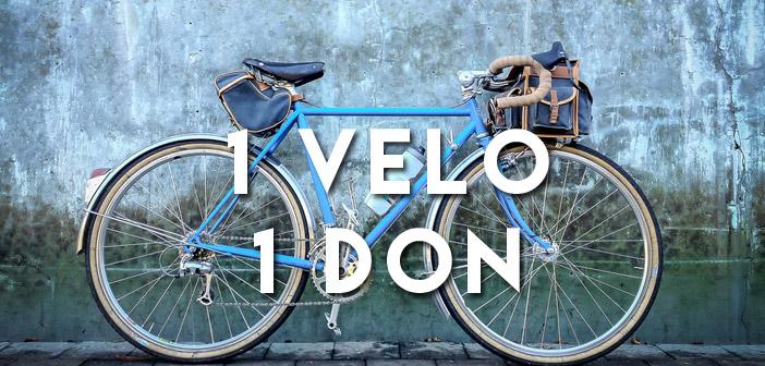 Acquérir un Vélo de l'Espoir