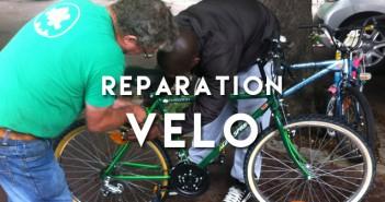 Reparation-velo