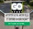 GOSport les vélos de l'espoir