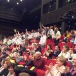 assemblée générale sur la mucoviscidose à Poitiers