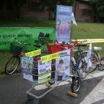 Tour de France - Les vélos de l'espoir