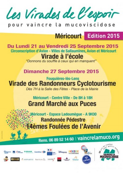 Virades 2015 - Méricourt