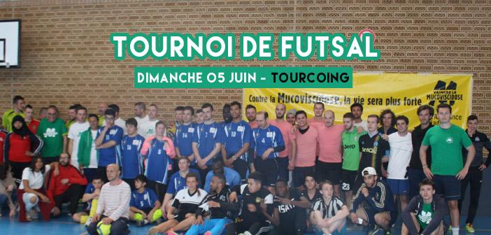 Tournoi de futsal à Tourcoing