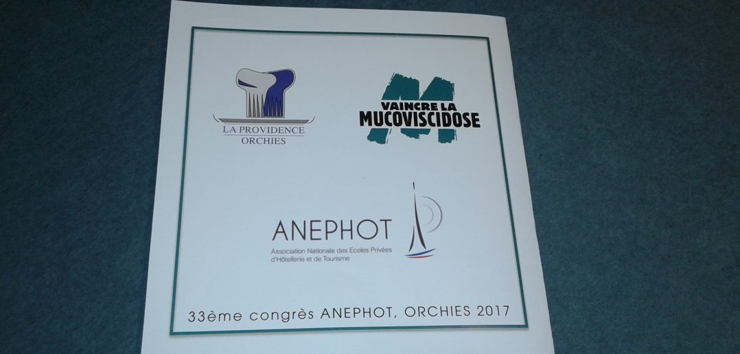Congrès ANEPHOT au lycée d'orchies
