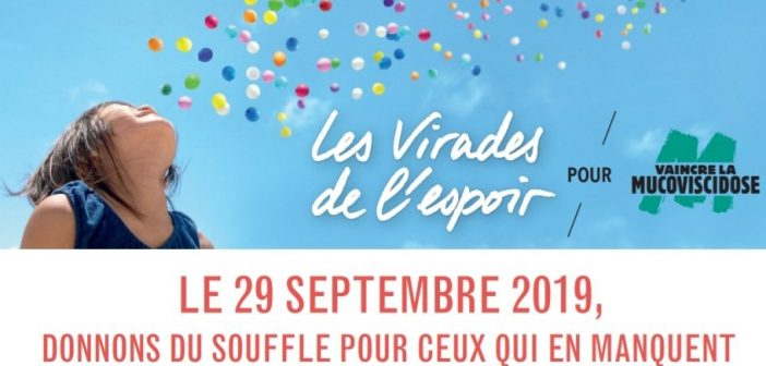 SAINT-ANDRÉ-lez-LILLE  Virades de l'Espoir 2019
